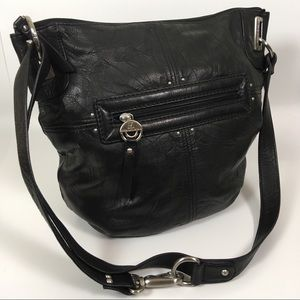 Stone Mountain Leather CB Shoulder Bag OS